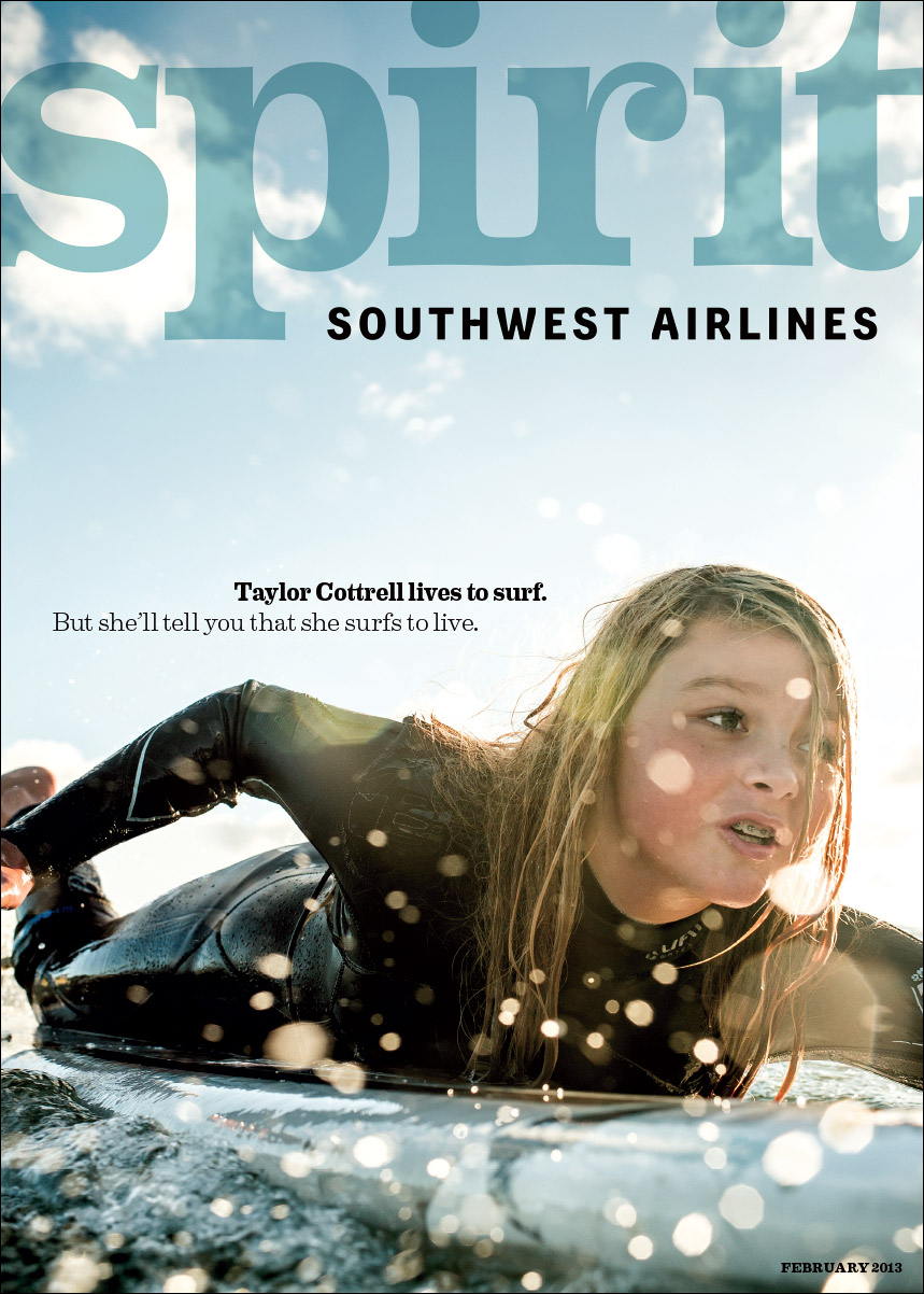 Stillwaters for Spirit Magazine