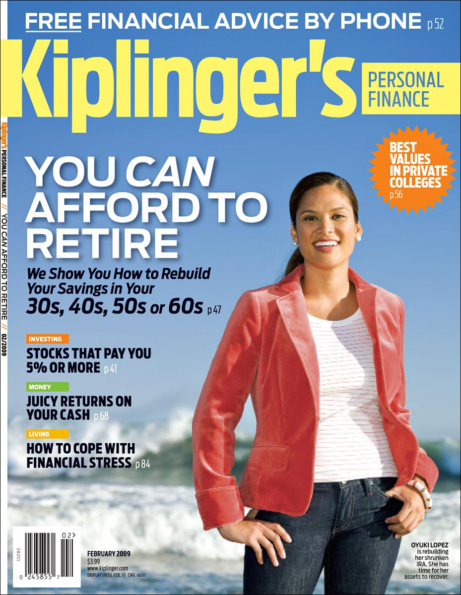 Rebuild Your Savings for Kiplinger