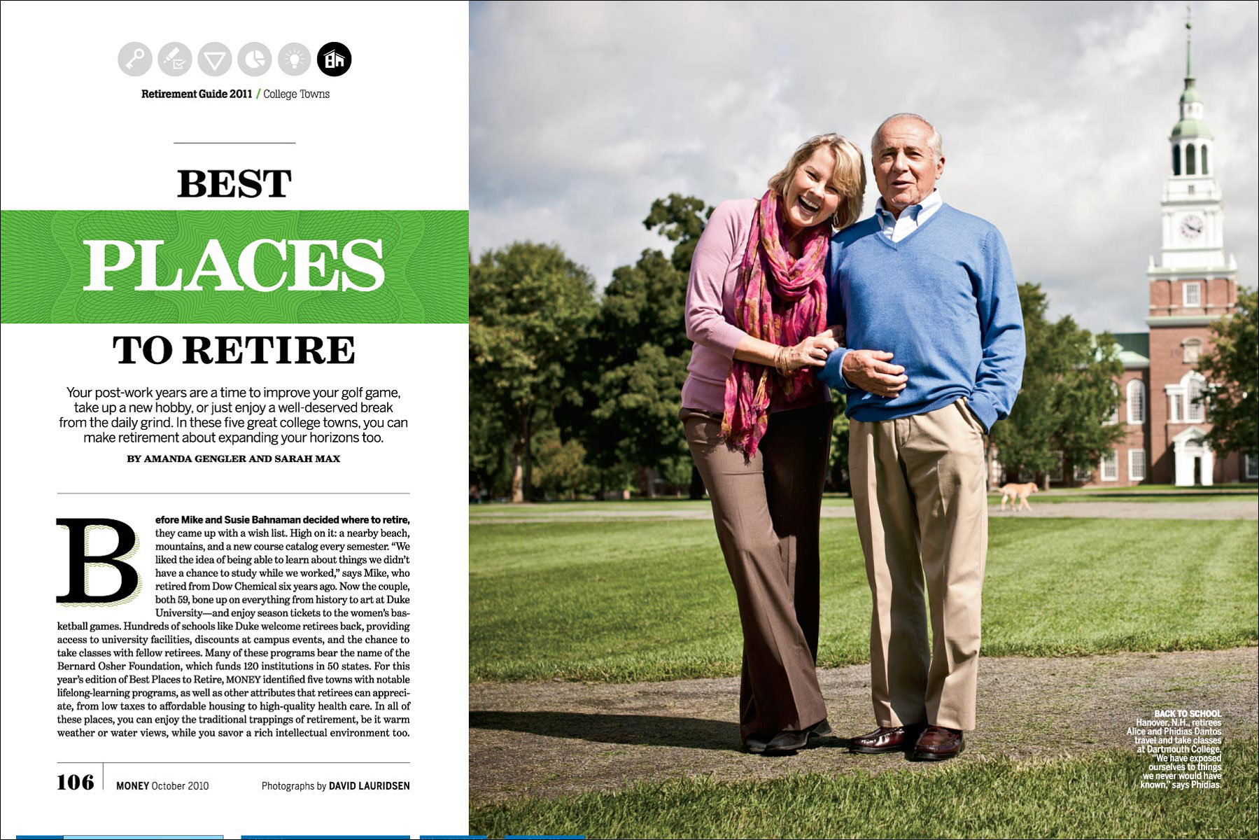Retirement for Money Magazine
