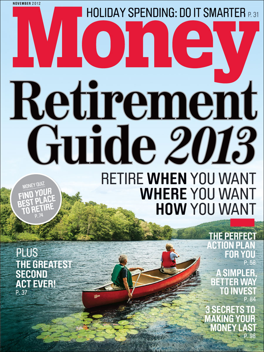 Retirement Guide for Money Magazine
