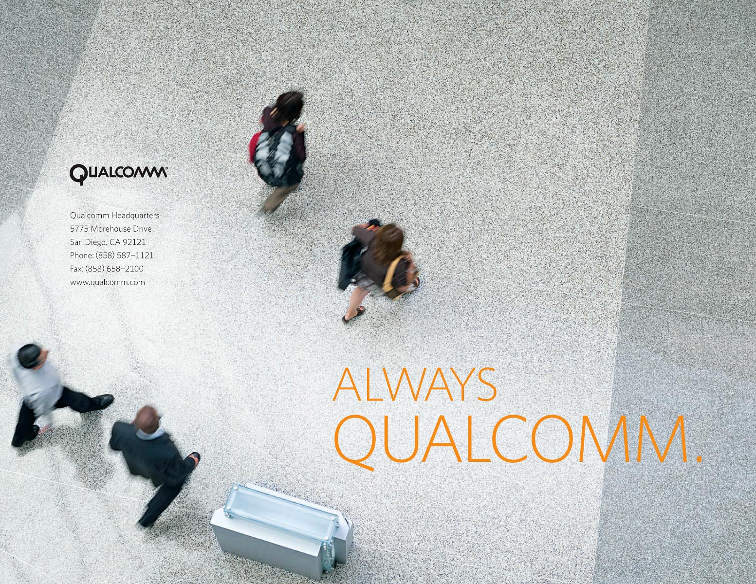 Qualcomm 2008 Overview