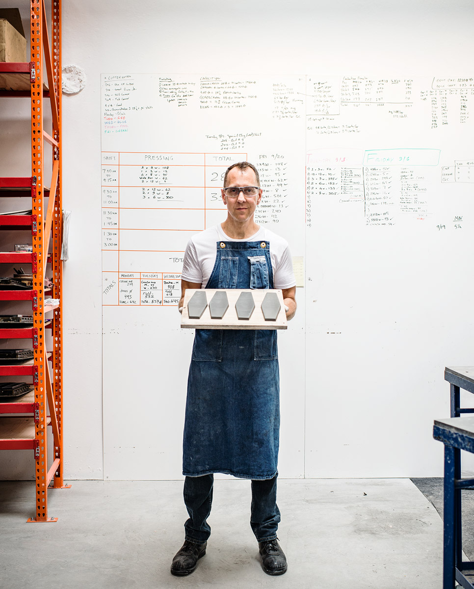 Heath Ceramics, Personal