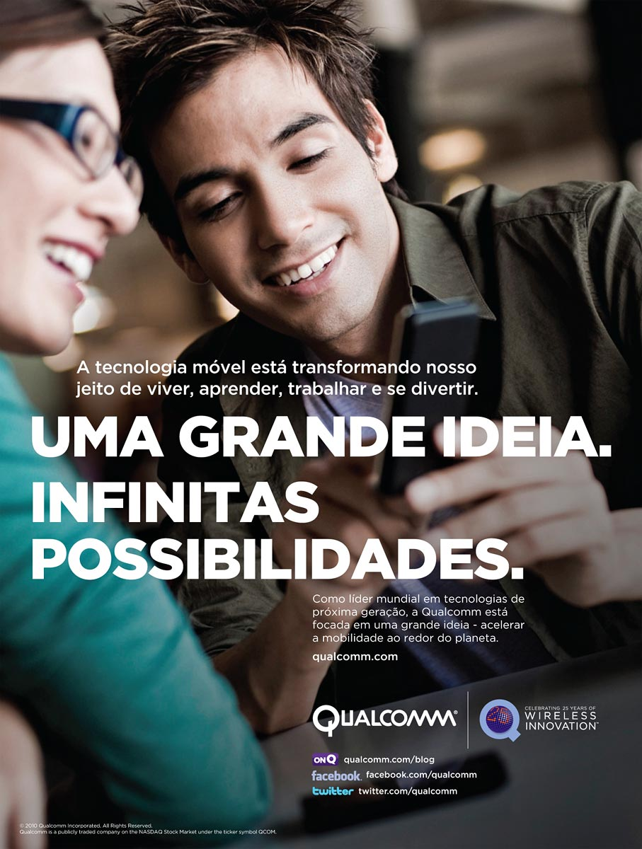 Portugese Qualcomm