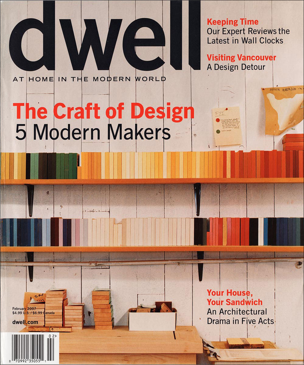 Mcmakin for Dwell Magazine