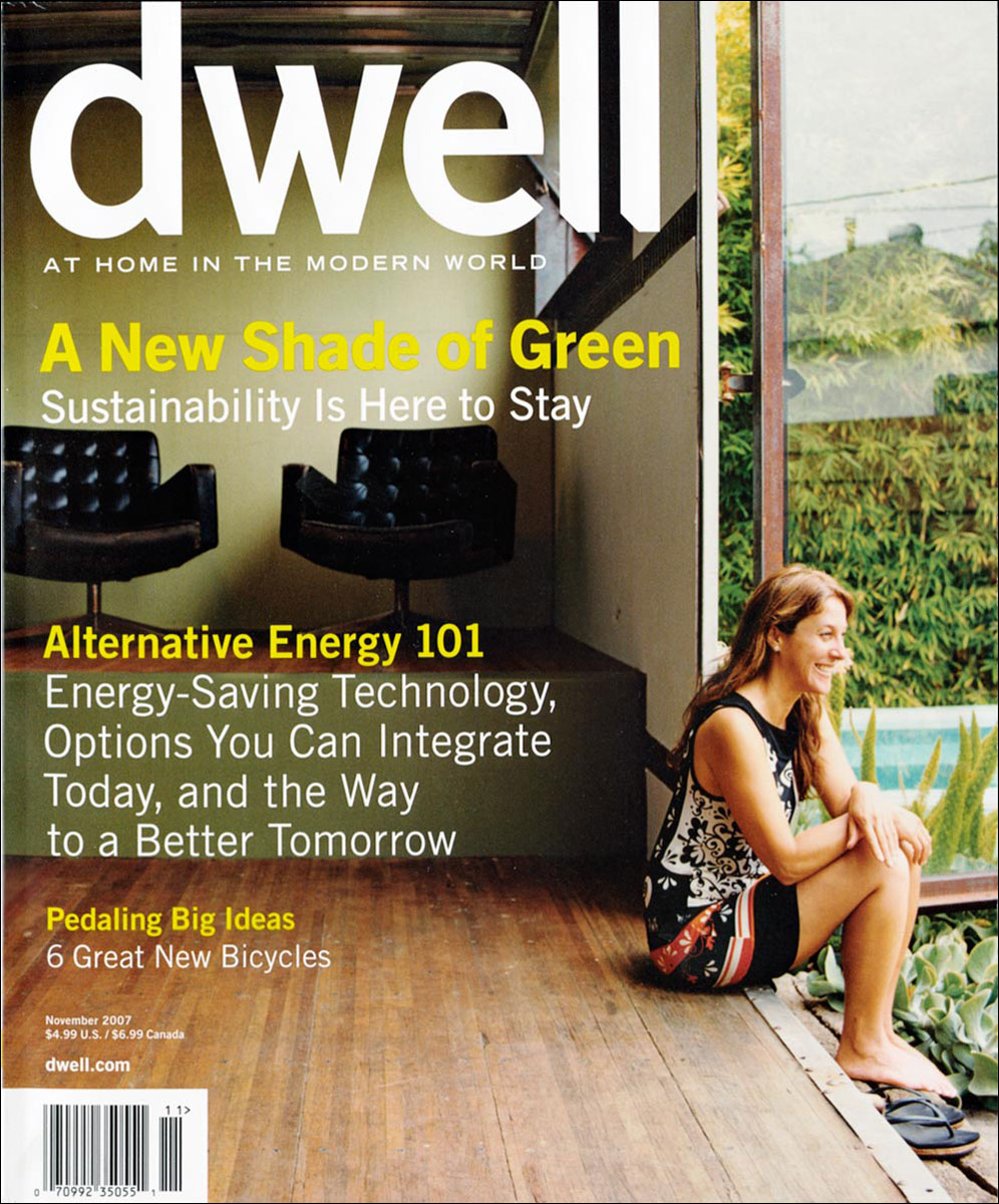 Siegel House for Dwell Magazine