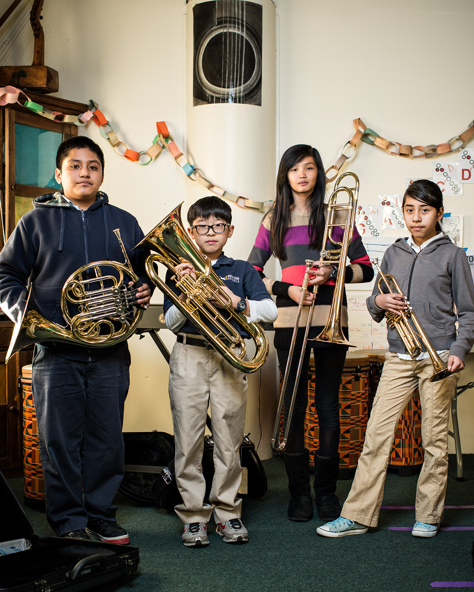El  Sistema for Spirit Magazine