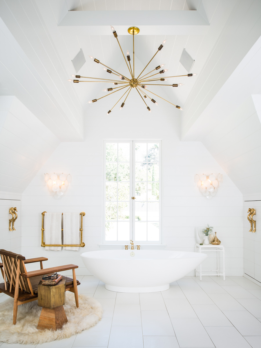 Alta Dena Bathroom for Wall Street Journal