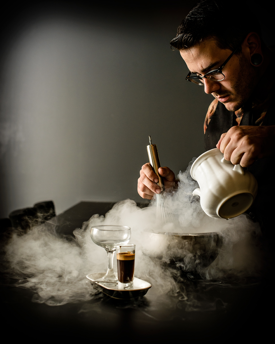 Theorum Coffee for Sunset Magazine