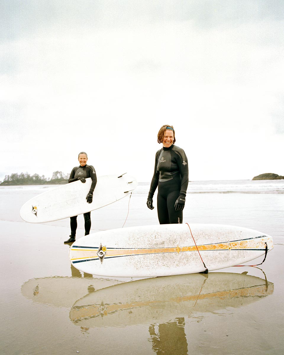 Tofino Surf School for Travel and Leisure