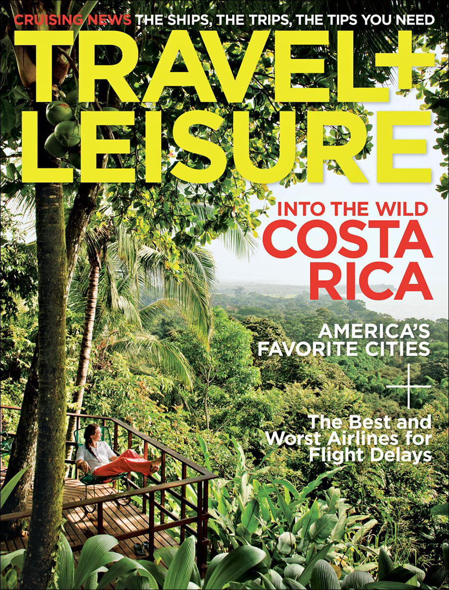 Costa Rica for Travel and Leisure